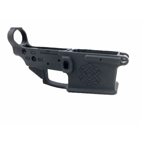 Ar15 Group Billet Enhanced Kinetic Lower Receiver Stripped Development