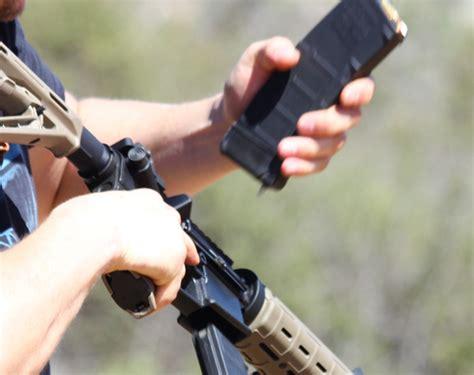 Ar15 Guerrilla Grip With Bullet Button Tool Ar15