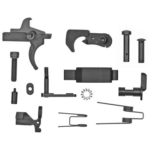 Ar15 Lower Parts Kit Without Grip