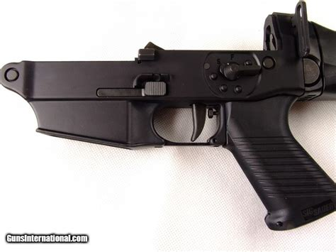 Ar15 Lower To Fit On Sig556 Upper Assembly