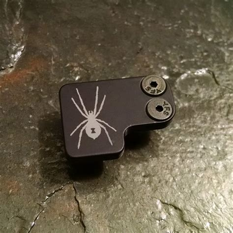 Ar15 M16 Extended Oversized Magazine Release Button