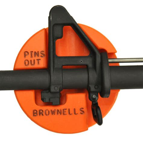 Ar15 M16 Front Sight Bench Block By Brownells