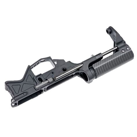 Ar15 Monolithic Complete Lower Receiver No Trigger 5 56