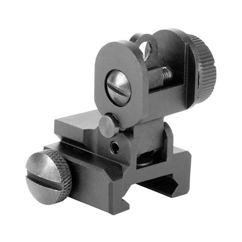 Ar15 Or M16 Flipup Tactical Sights Ammoland Com