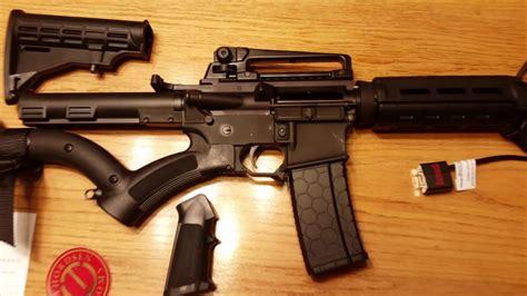 Ar15 Rifle Stock California Legal