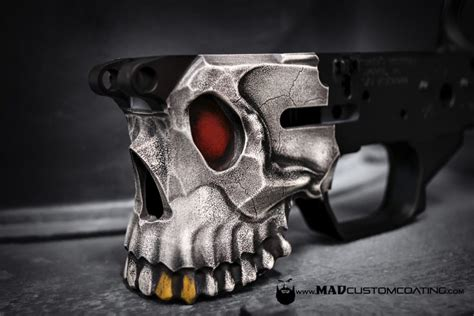 Ar15 Scull Lower