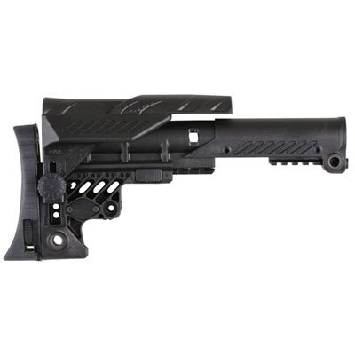 Ar15 Sniper Stock Collapsible A2 Length Command Arms Acc