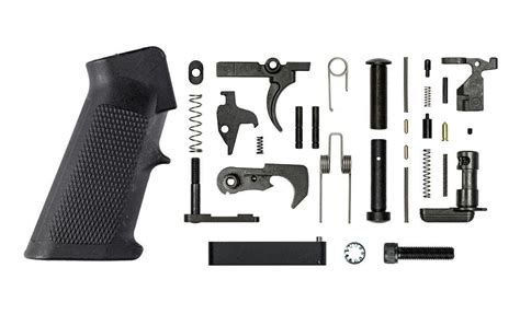Ar15 Standard Lower Parts Kit Aero Precision Aero