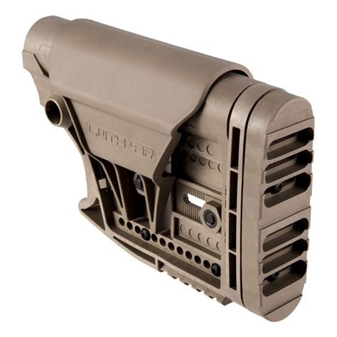 Ar15 T6 Stock Collapsible Carbine Length Fde Brownells Uk