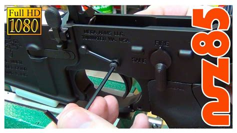 Ar15 Upgrade Kns Precision Nonrotating Pins Installation And Magpul Industries Wikipedia