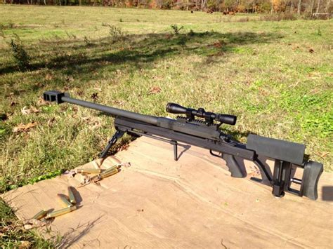Ar50 Rifle Review