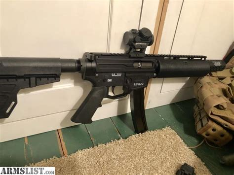 Ar9 That Takes Mp5 Mags