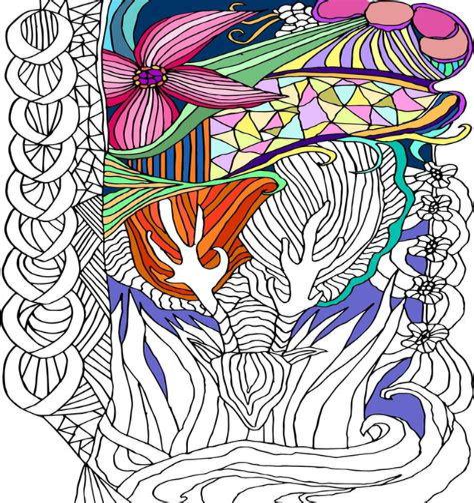 Arabische Muster Malvorlagen Lernen