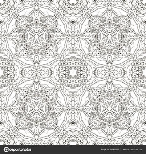 Arabische Muster Malvorlagen Pdf