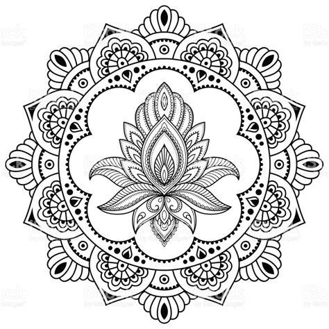 Arabische Muster Malvorlagen Xing