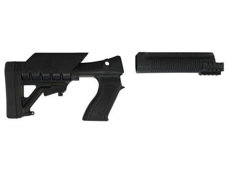 Archangel 870 Tactical Shotgun Stock System Remington 870 Black Polymer