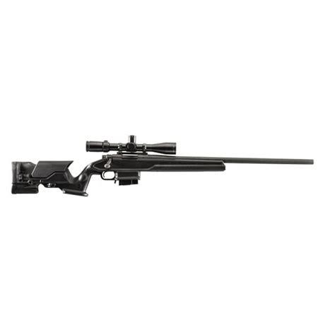Archangel Remington 700 Short Action Precision Stock Black Polymer