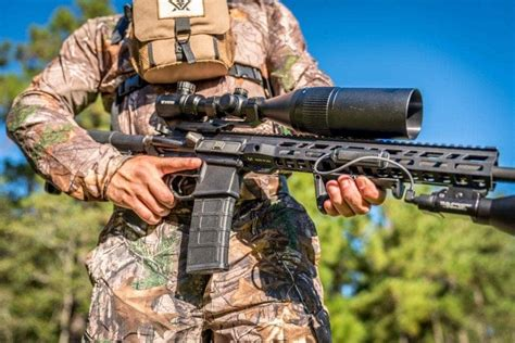 Are Ar Rifles Good For Hunting