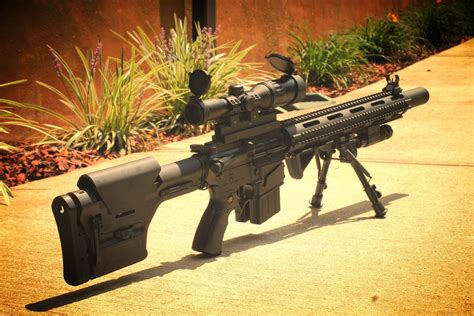 Are Dmrs Sniper Rifles