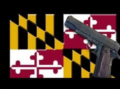 Are Handguns Legal In Maryland