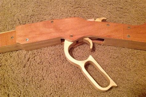 Are Lever Action Rifles Band In The Uk