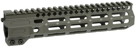 Magpul-Question Are Magpul Handguards Free Float.