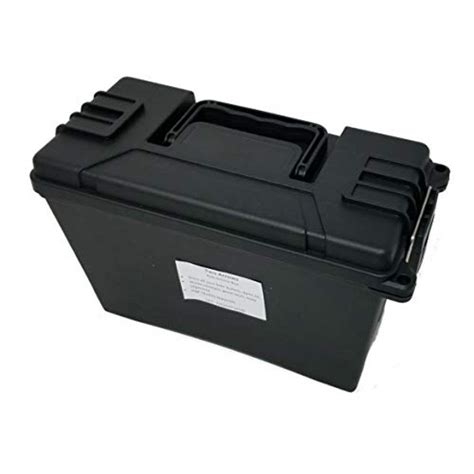 Are Plastic Ammo Cans Any Good