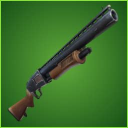 Are There Any Pump Shotguns Above Green In Fortnite