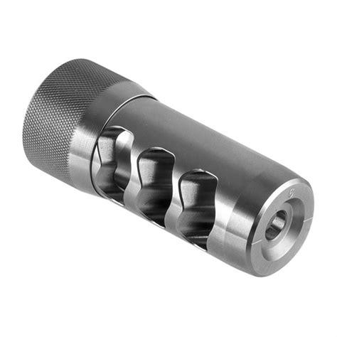 Area 419 Hellfire Muzzle Brake 7mm30 Caliber Hellfire Muzzle Brake Stainless