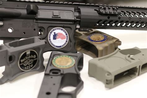 Area 53 Lower Receiver