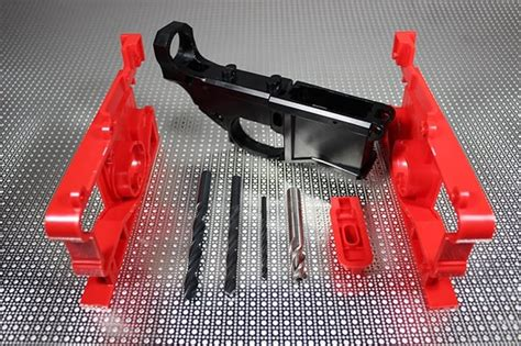 Ares Armor 80 Jigless Polymer Ar 15 Lower Receiver