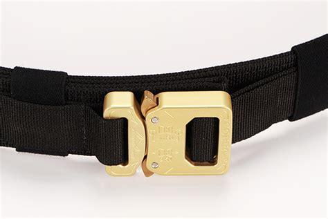 Ares Gear Ranger Belt Ranger Belt Xsmall Coyoteblack Webbing Black Buckle