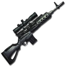 Ark Sniper Rifle Mids