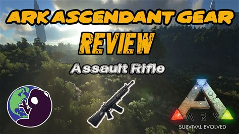Ark Survival Code For Ascended Rifle