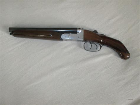 Arma 3 Double Barrel Shotgun