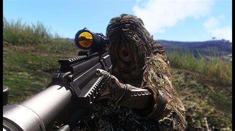 Arma 3 Sniper Rifle Damage