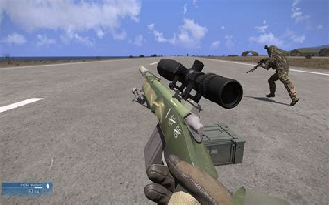 Arma 3 Sniper Rifles Best