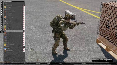 Arma 3 Virtual Arsenal Ammo Box