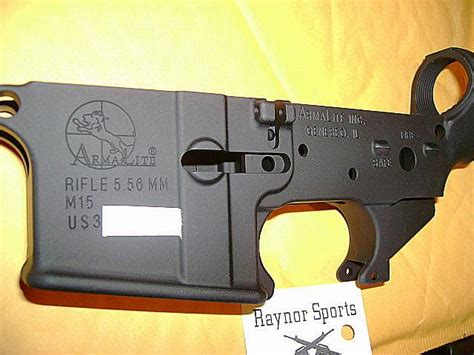 Armalite Ar 15 Lower Receiver For Sale