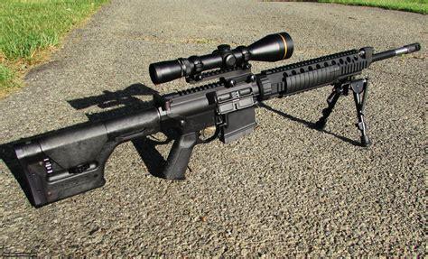 Armalite Ar A10sass 308 Rifle
