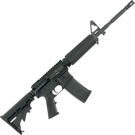Armalite Defensive Sporting Rifle 15 Review