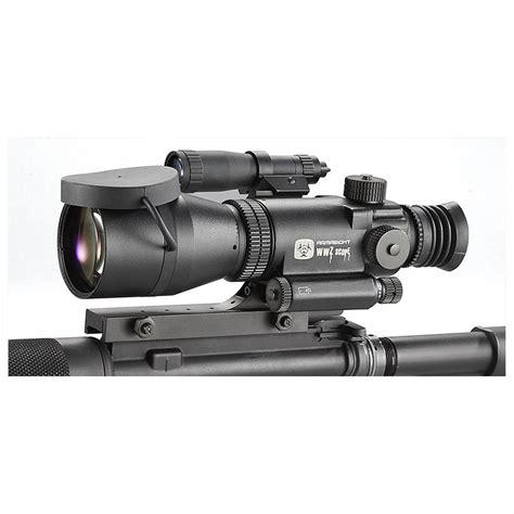Armasight Night Vision Rifle Scope Reviews
