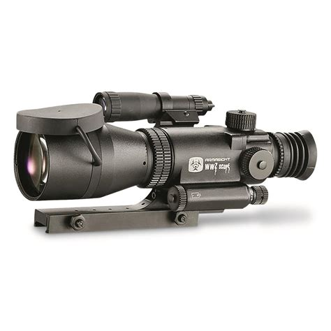 Armasight Wwz Night Vision Rifle Scope 4x Gen 1 Review And B32 Air Rifle Review