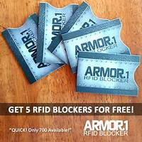 Best armor 1 rfid blocker