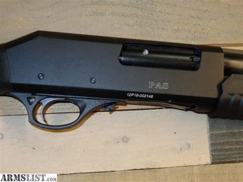 Arms Pas 12 Gauge Pump-action Shotgun