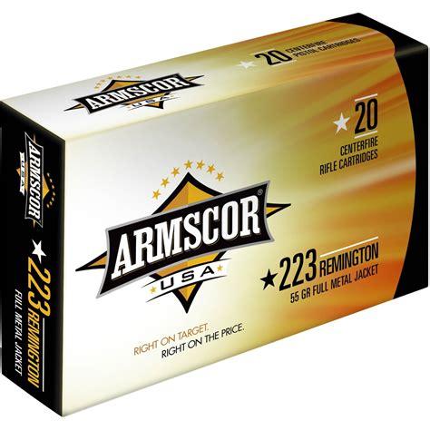 Armscor Ammo 55gr 223 Accuracy