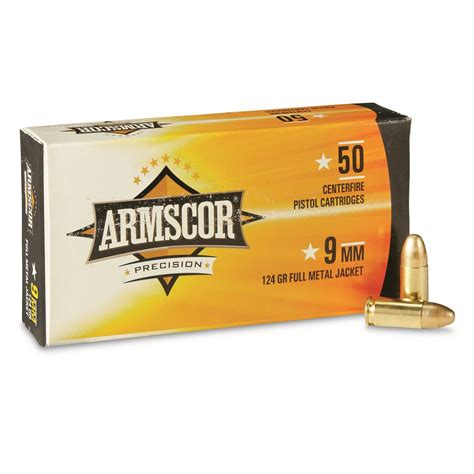 Armscor Ammo 9mm Review