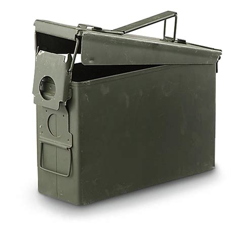 Army Ammo Cans