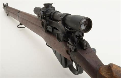 Army Bolt Action Sniper Rifle
