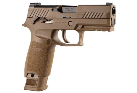 Sig-Sauer Army Changes To Sig Sauer.